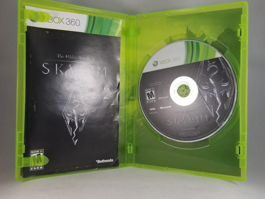 The Elder Scrolls V Skyrim Disc