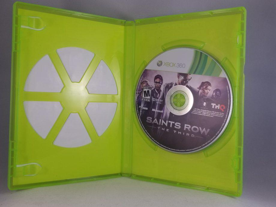 Saints Row The Third Disc
