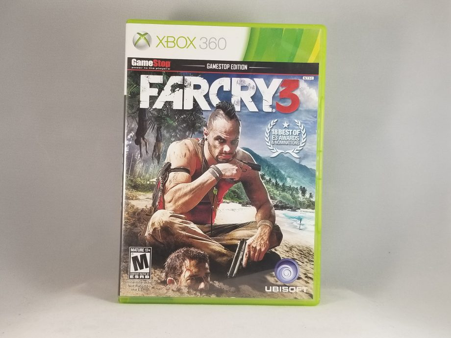 Far Cry 3 Front