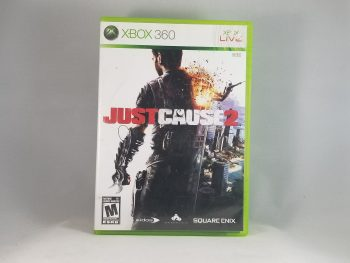 Just Cause 2 Front