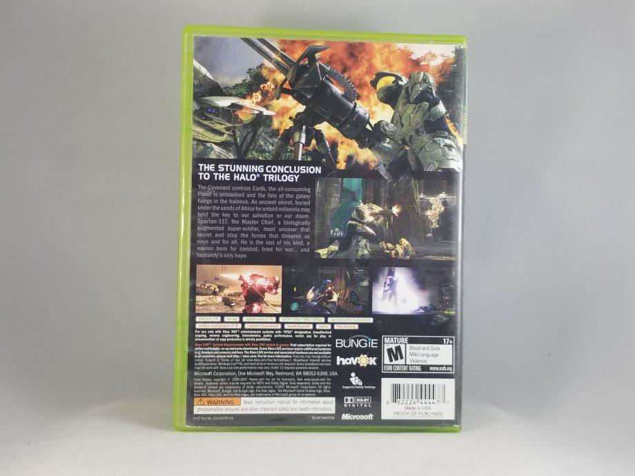 Halo 3 Back