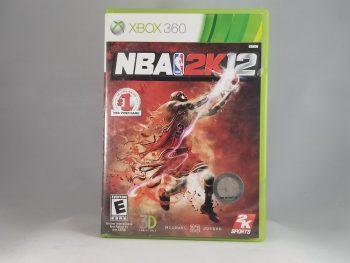 NBA 2K12 Front