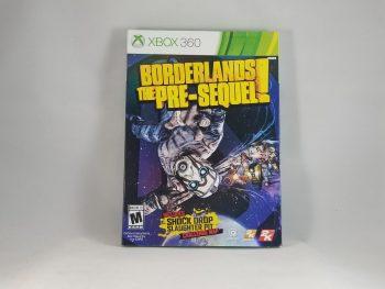 Borderlands The Pre-Sequel Front