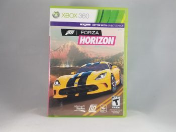 Forza Horizon Front