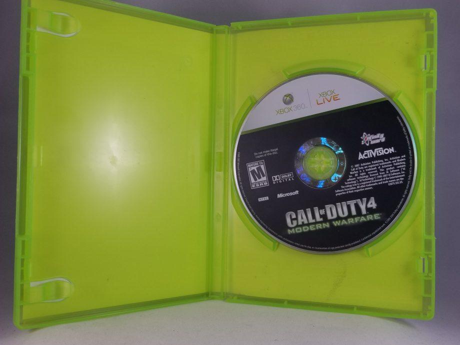 Call Of Duty Modern Warfare 4 Disc