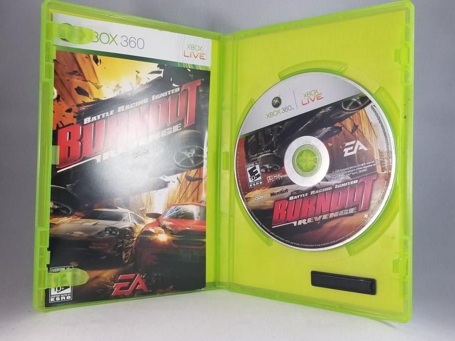 Burnout Revenge Disc