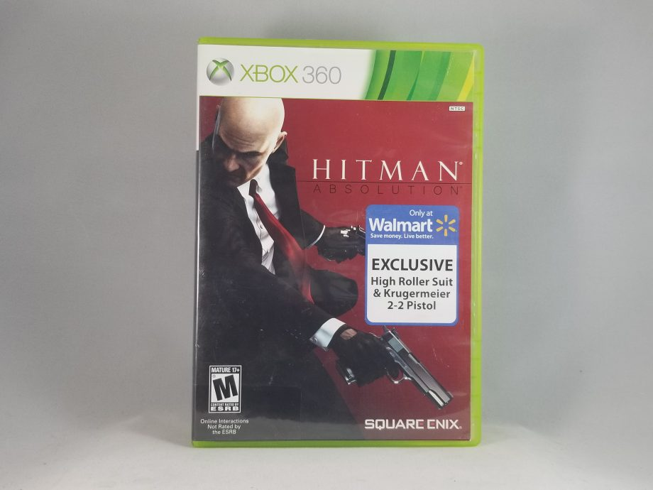 Hitman Absolution Front