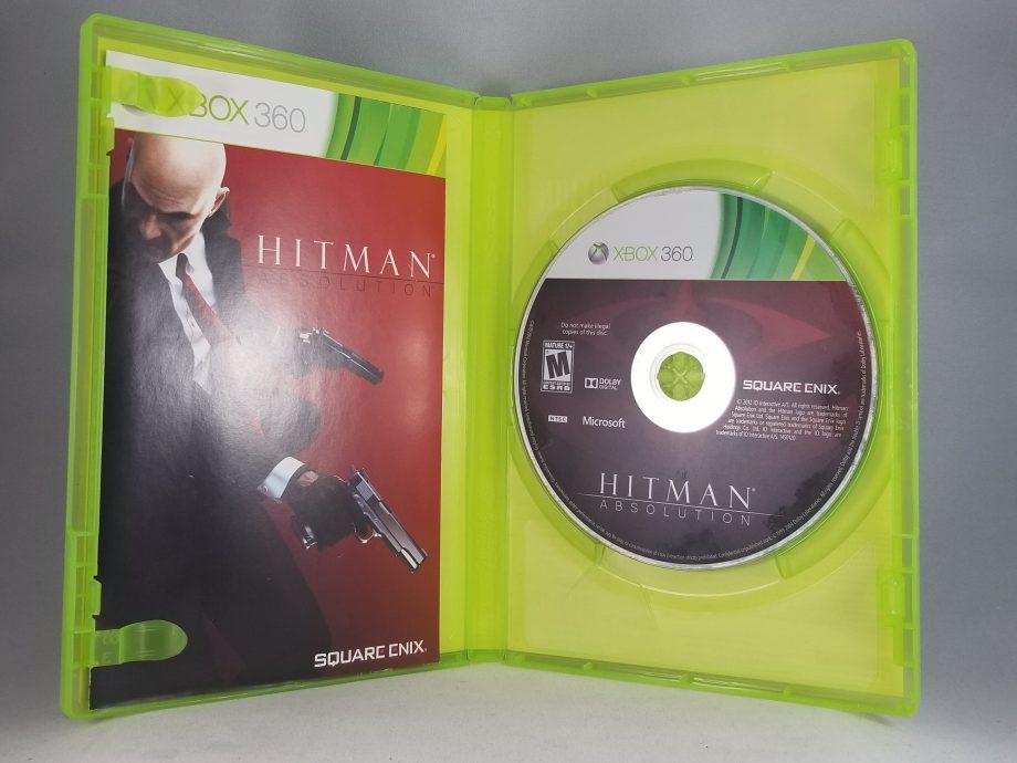 Hitman Absolution Disc