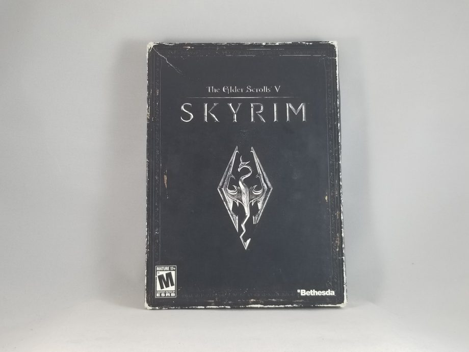 The Elder Scrolls V Skyrim Collectors Edition Front