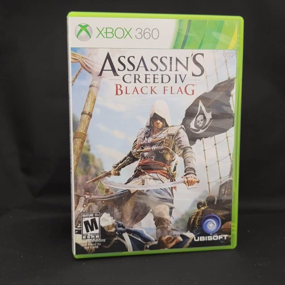 Xbox 360 Assassin's Creed IV Black Flag