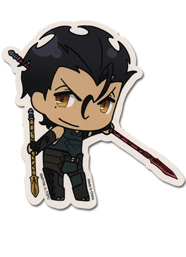Fate/Zero Lancer Sticker