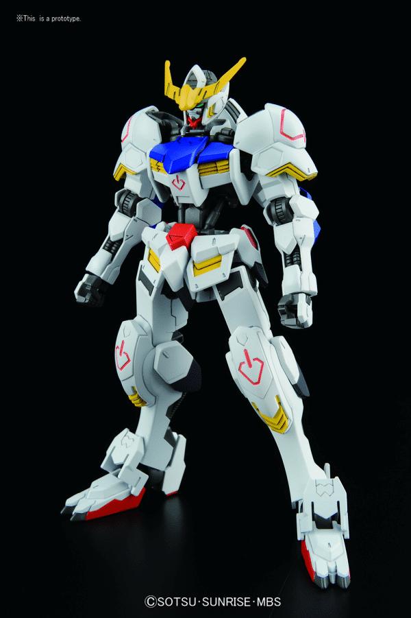 Gundam Iron Blooded Orphans 1144 High Grade Barbatos