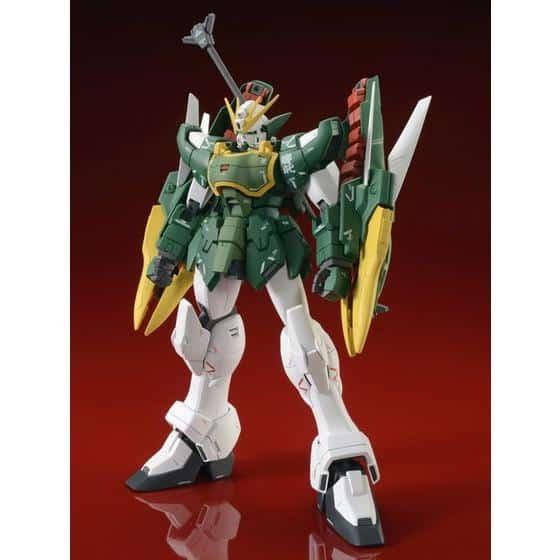 Master Grade Altron Gundam EW Pose 1