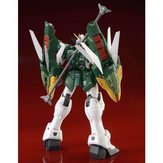 Master Grade Altron Gundam EW Pose 2