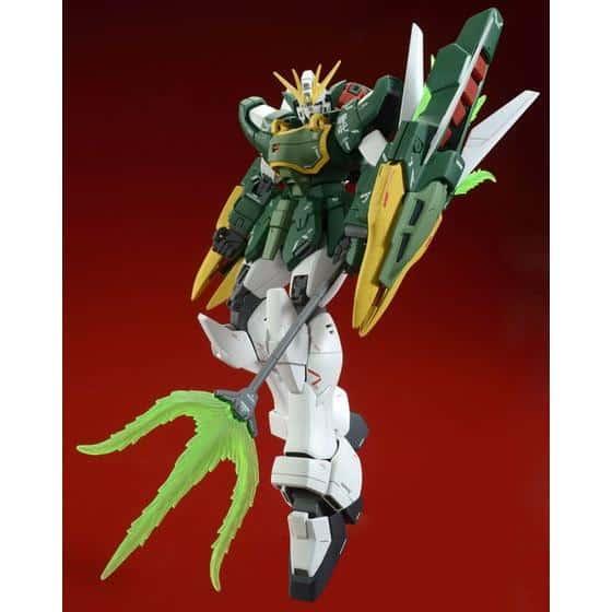 Master Grade Altron Gundam EW Pose 3