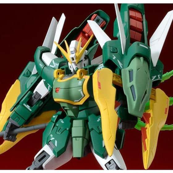 Master Grade Altron Gundam EW Pose 4