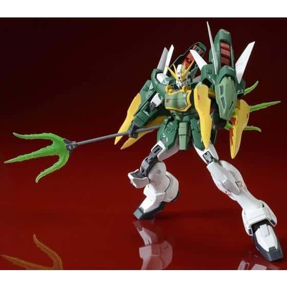 Master Grade Altron Gundam EW Pose 5