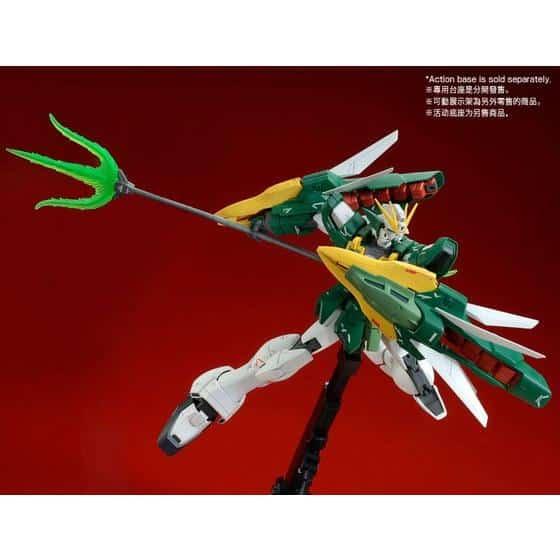 Master Grade Altron Gundam EW Pose 6