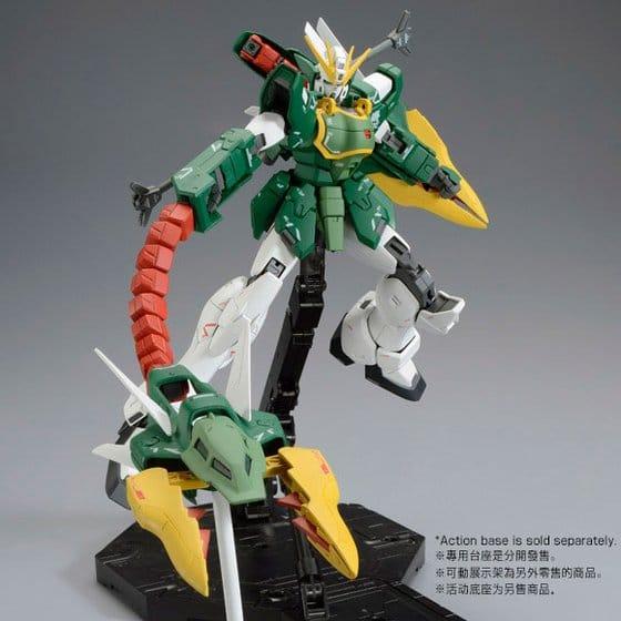 Master Grade Altron Gundam EW Pose 7
