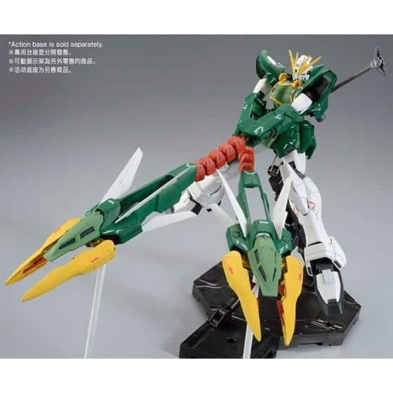 Master Grade Altron Gundam EW Pose 8