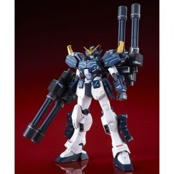 Master Grade Gundam Heavyarms Custom EW Pose 1