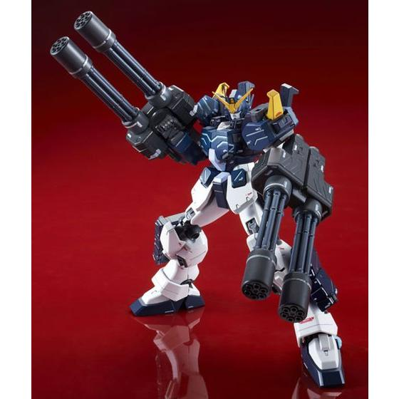 Master Grade Gundam Heavyarms Custom EW Pose 4