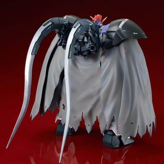 Master Grade Gundam Sanrock Custom EW Pose 2