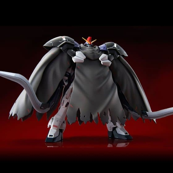 Master Grade Gundam Sanrock Custom EW Pose 3