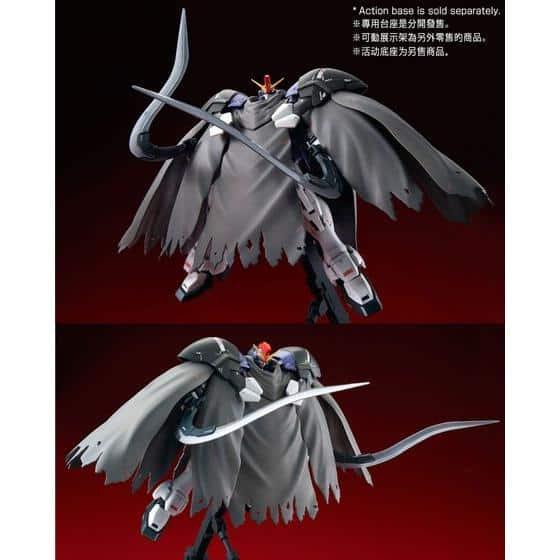 Master Grade Gundam Sanrock Custom EW Pose 4