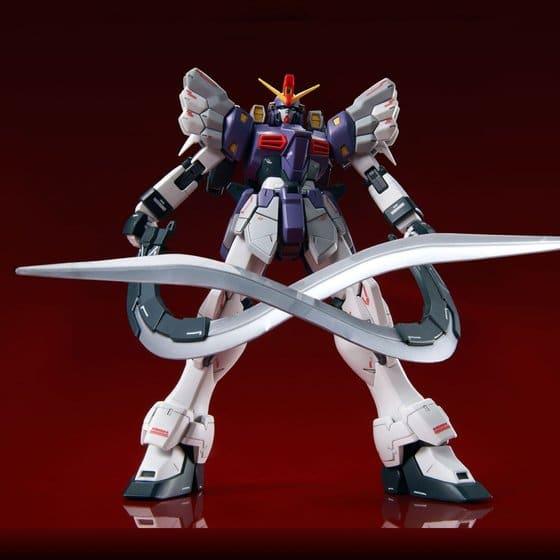 Master Grade Gundam Sanrock Custom EW Pose 5
