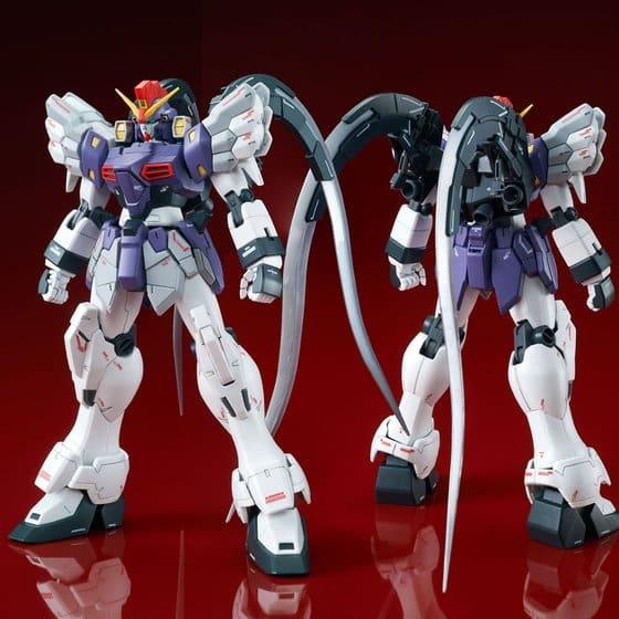 Master Grade Gundam Sanrock Custom EW Pose 6