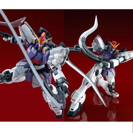 Master Grade Gundam Sanrock Custom EW Pose 7