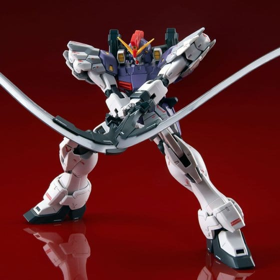 Master Grade Gundam Sanrock Custom EW Pose 8
