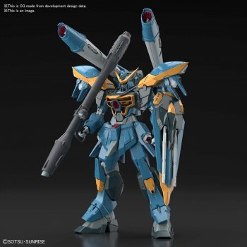 Full Mechanics 1/100 Calamity Gundam Pose 1