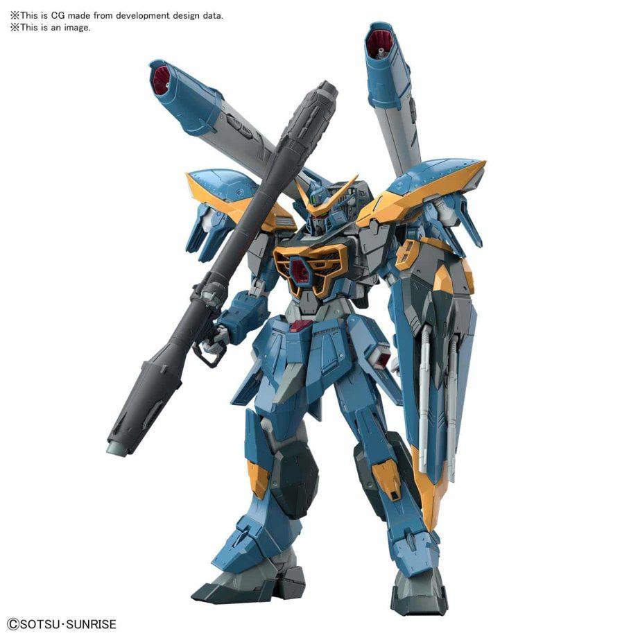 Full Mechanics 1/100 Calamity Gundam Pose 2