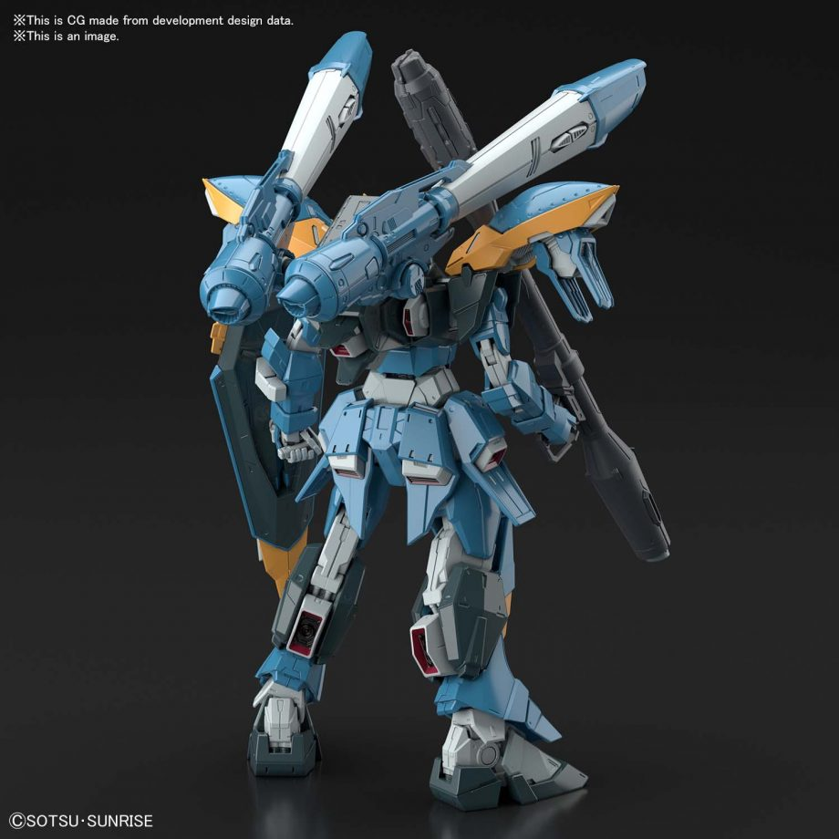Full Mechanics 1/100 Calamity Gundam Pose 3