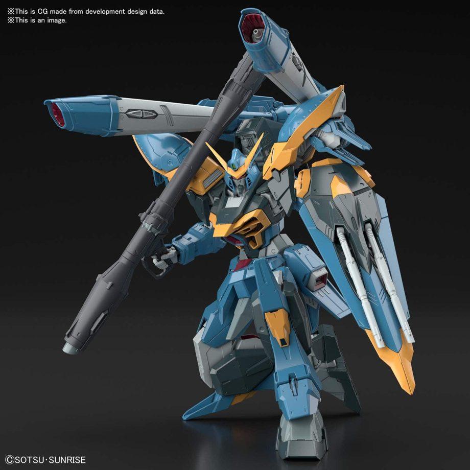 Full Mechanics 1/100 Calamity Gundam Pose 5