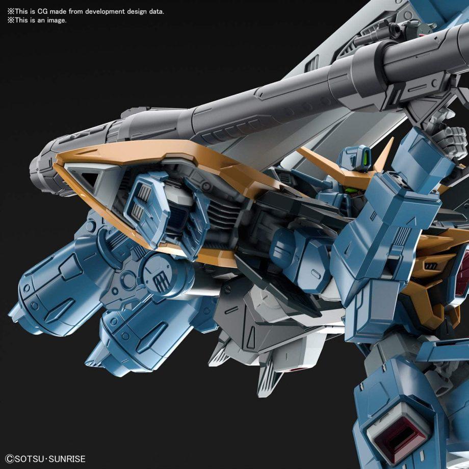 Full Mechanics 1/100 Calamity Gundam Pose 6
