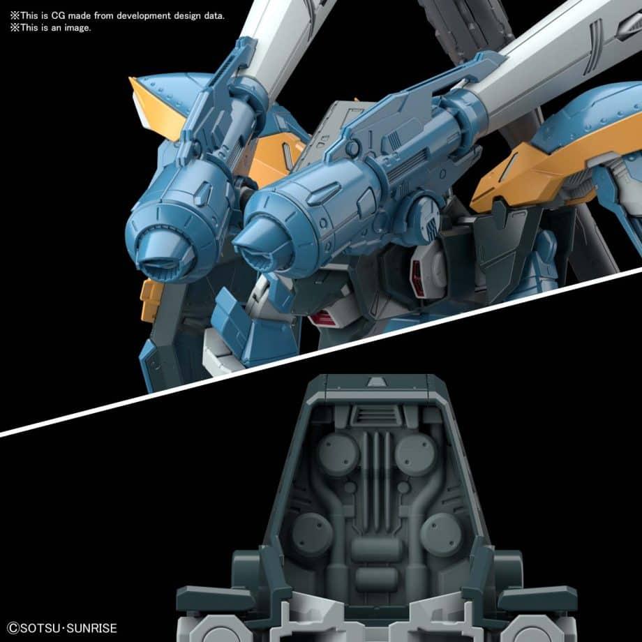Full Mechanics 1/100 Calamity Gundam Pose 7