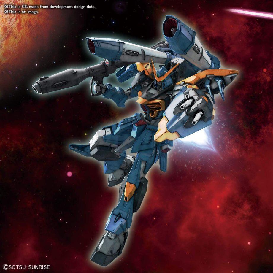 Full Mechanics 1/100 Calamity Gundam Pose 11