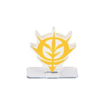 Zeon Symbol Logo Display Pose 1