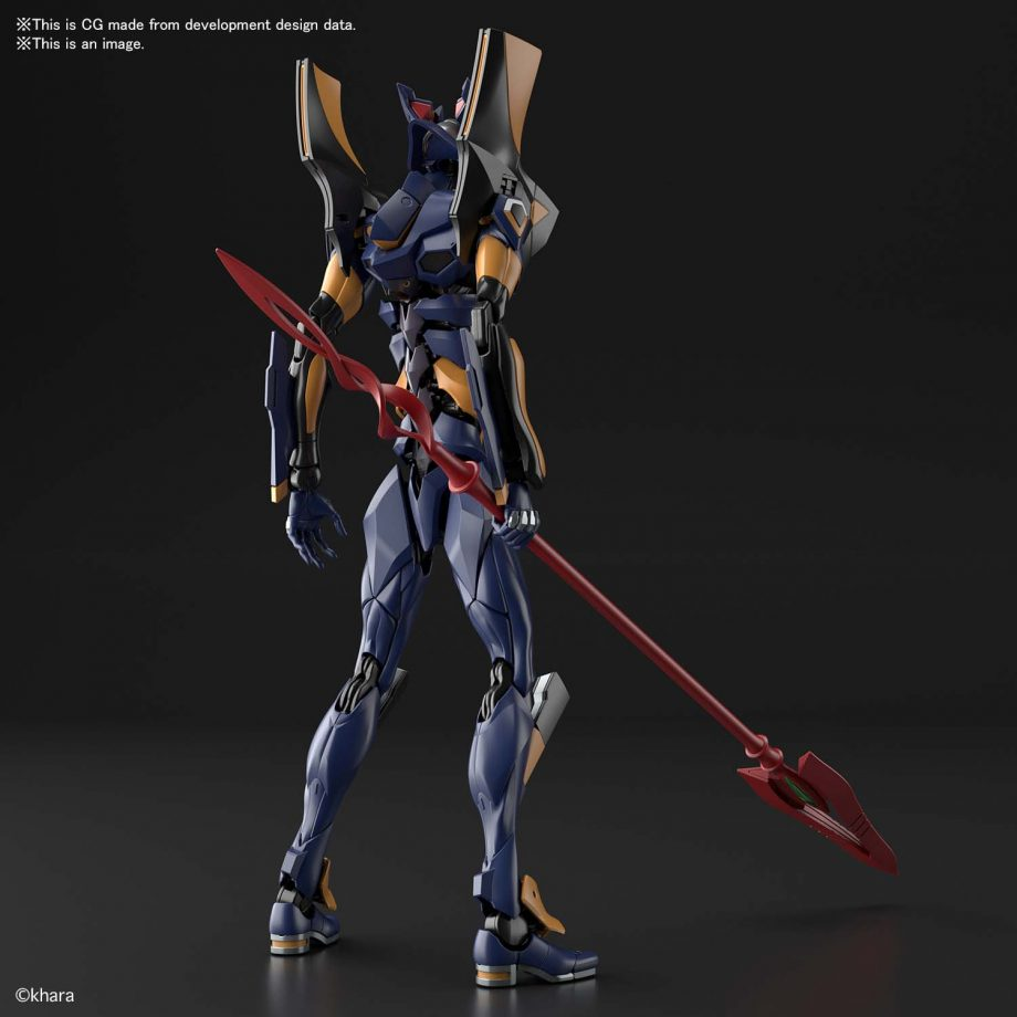 Real Grade Evangelion Mark.06 Pose 3