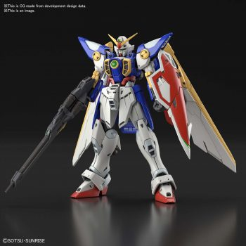 1/144 Real Grade Wing Gundam Pose 1