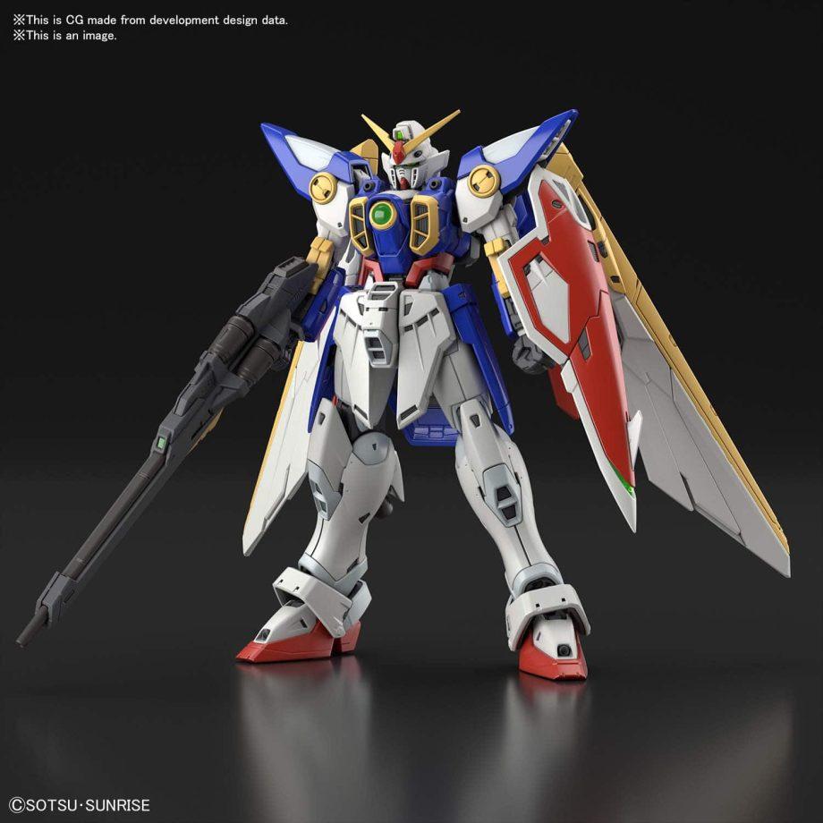 1/144 Real Grade Wing Gundam Pose 1
