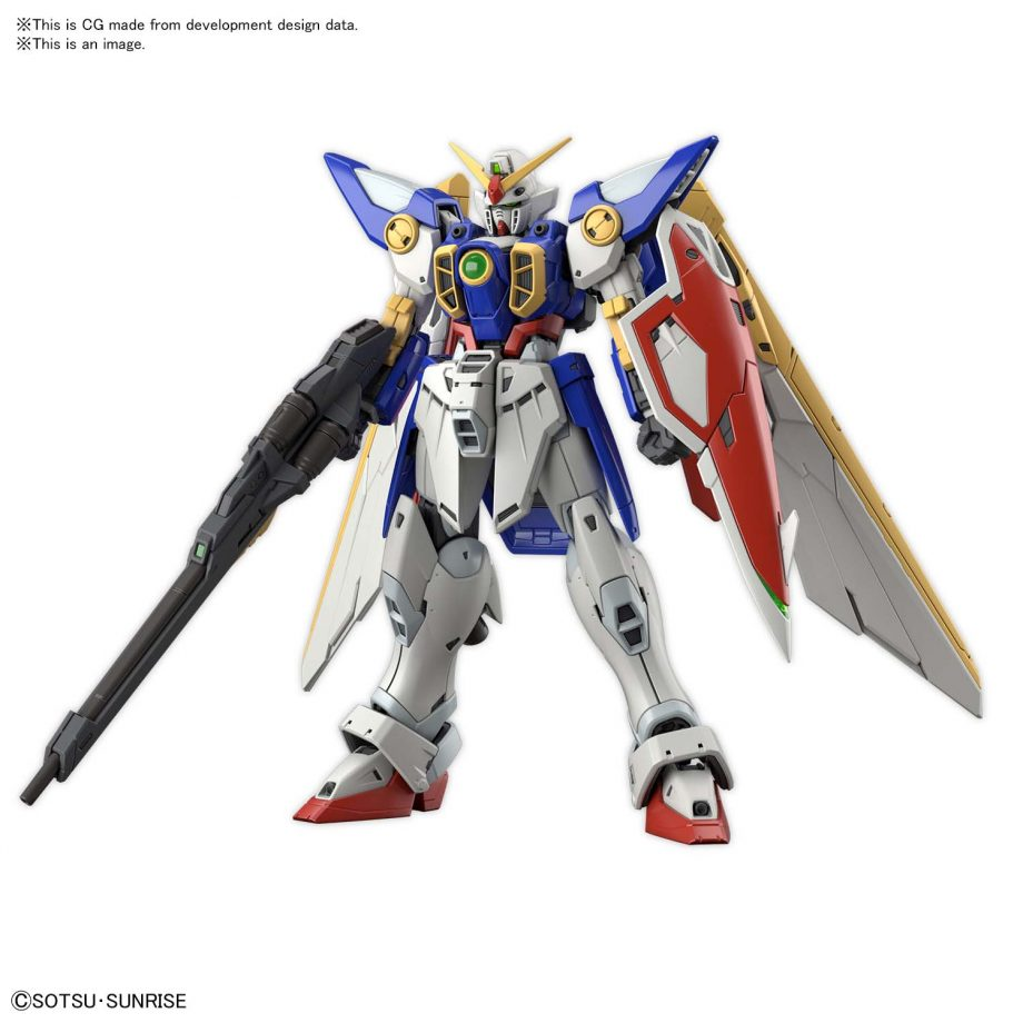 1/144 Real Grade Wing Gundam Pose 2