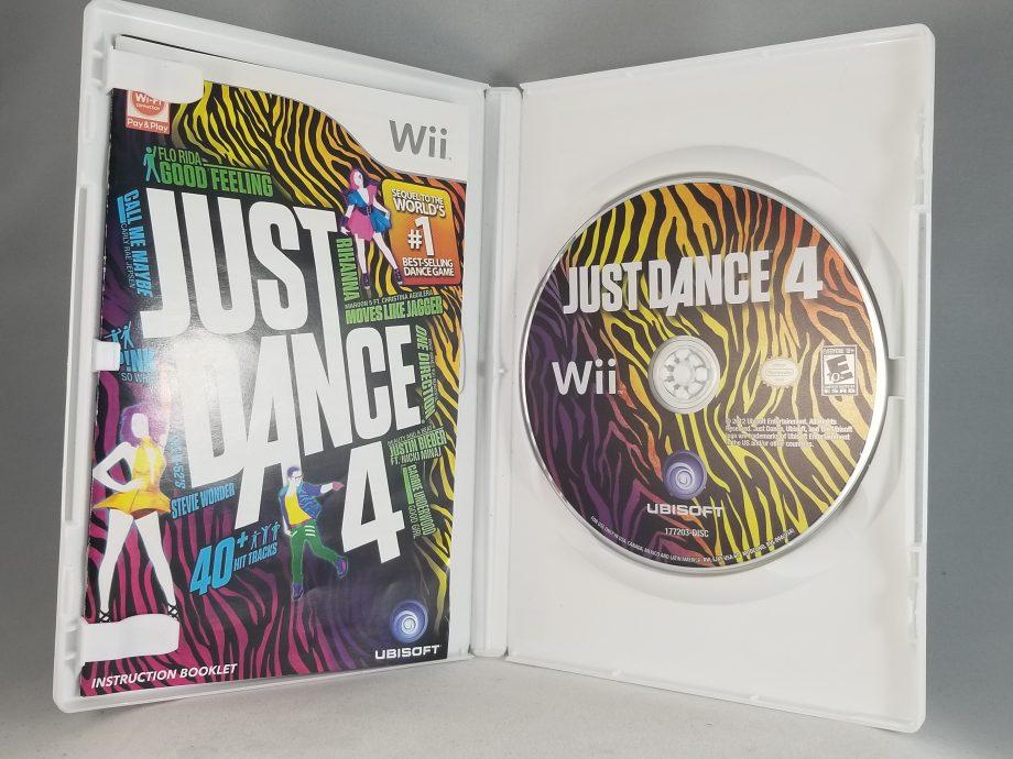 Just Dance 4 Disc