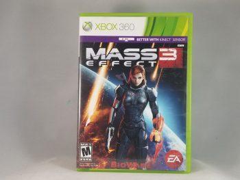 Mass Effect 3 Front