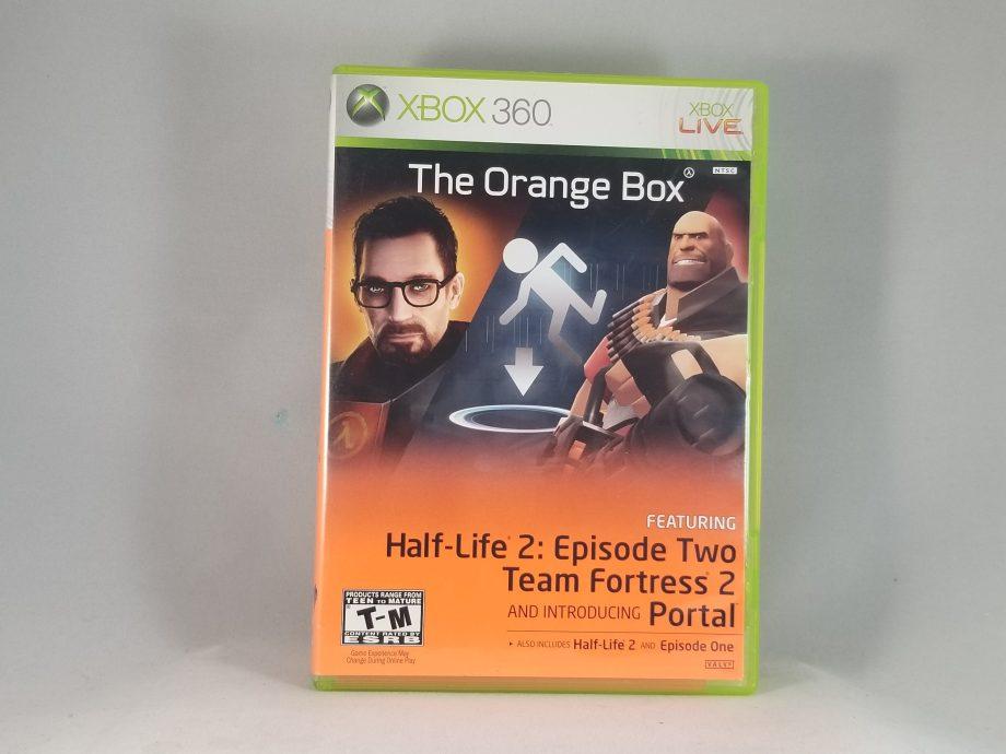 The Orange Box Front