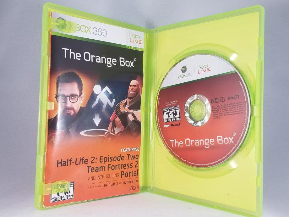 The Orange Box Disc