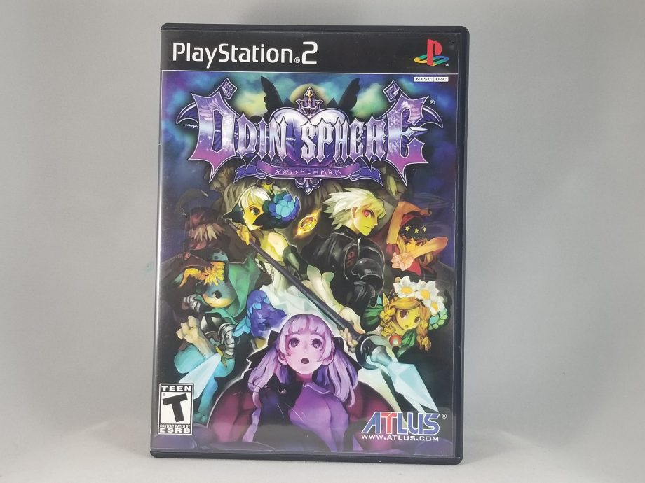 Odin Sphere Front